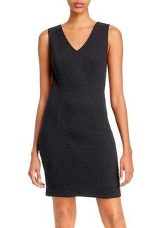 AQUA Matelass� Dress - 100% Exclusive