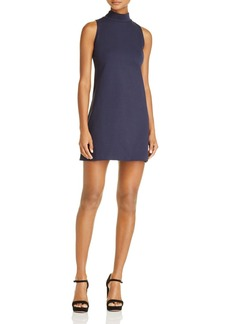 AQUA Mockneck Body-Con Dress - 100% Exclusive