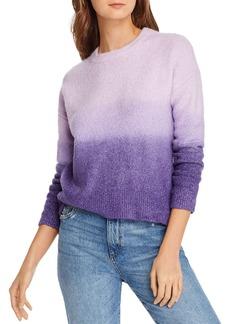 AQUA Ombr� Textured Sweater - 100% Exclusive