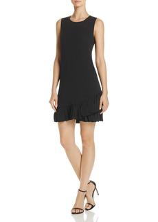 AQUA Petal-Hem Shift Dress - 100% Exclusive