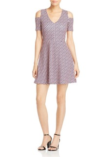 AQUA Pinwheel Dress - 100% Exclusive