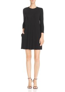 AQUA Pocket Swing Dress - 100% Exclusive