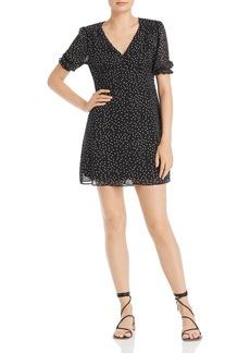 AQUA Polka Dot Mini Dress - 100% Exclusive