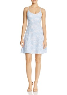 AQUA Printed Cami Dress - 100% Exclusive