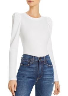 AQUA Puff-Sleeve Bodysuit - 100% Exclusive
