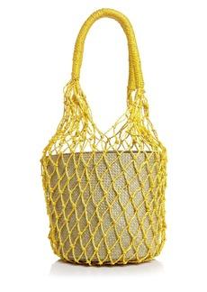 AQUA Rai Large Net Bucket Bag - 100% Exclusive