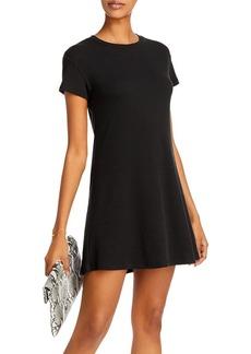AQUA Ribbed Knit Dress - 100% Exclusive