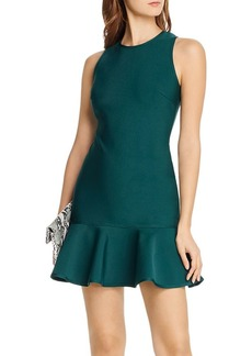 AQUA Ruffled Body-Con Dress - 100% Exclusive
