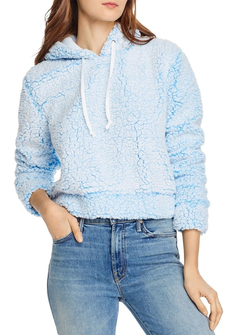 AQUA Sherpa Hooded Sweatshirt - 100% Exclusive