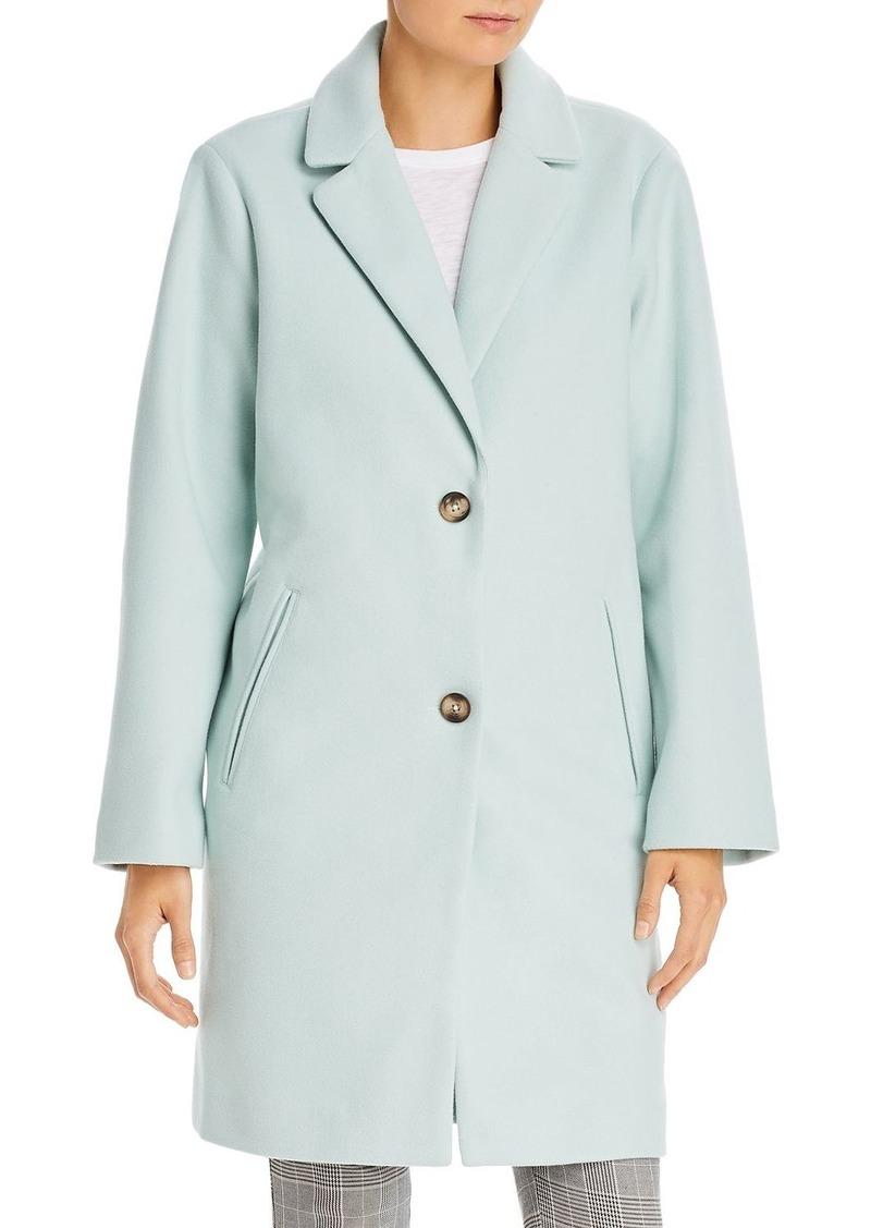 AQUA Single-Breasted Coat - 100% Exclusive