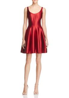 AQUA Sleeveless Scoop Neck Dress - 100% Exclusive