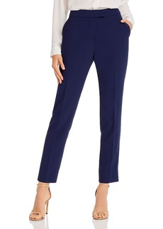 AQUA Slim Straight-Leg Pants - 100% Exclusive
