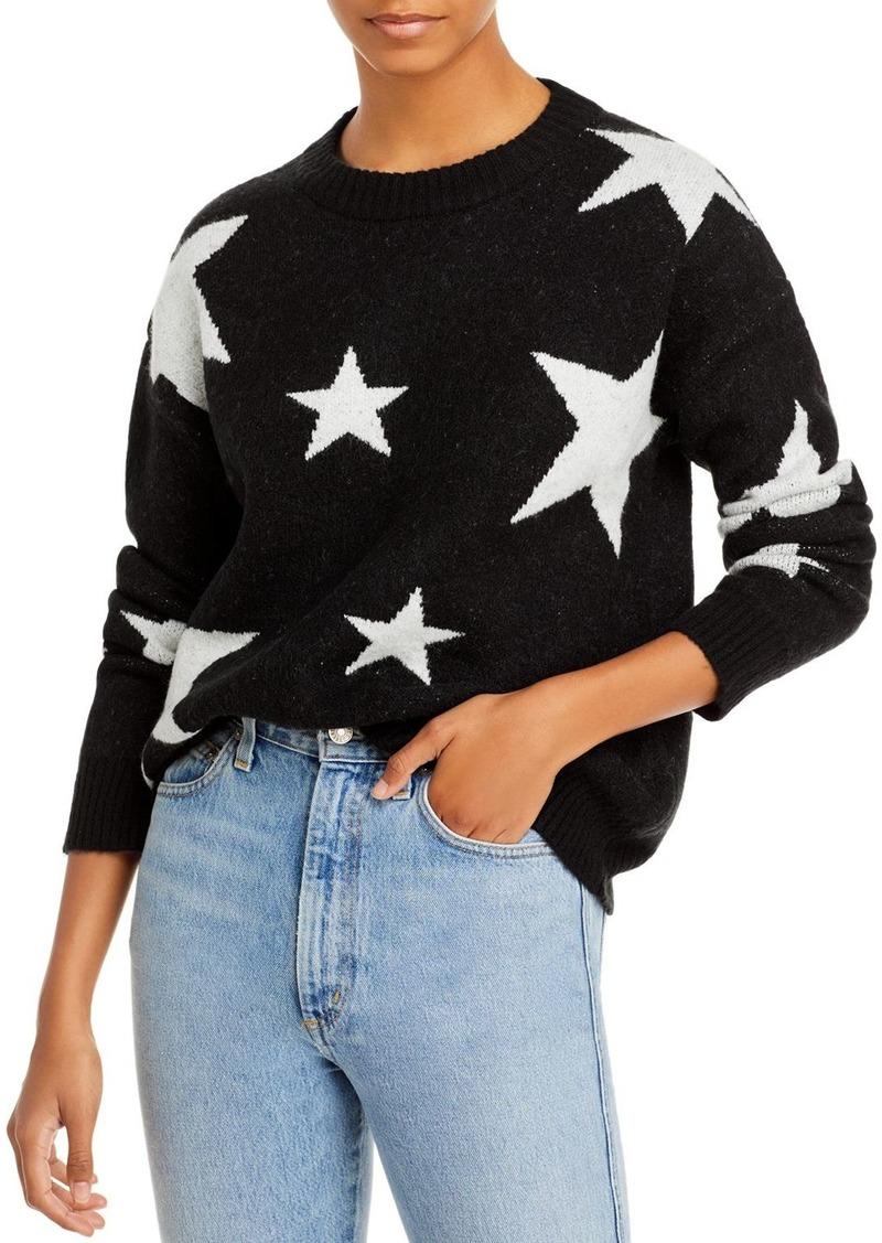 AQUA Star Crewneck Sweater - 100% Exclusive
