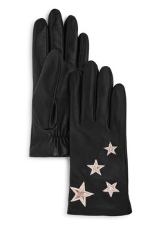 AQUA Star Leather Tech Gloves - 100% Exclusive