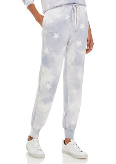 AQUA Star Print Tie Dyed Sweatpants - 100% Exclusive