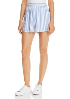 AQUA Striped Swing Shorts - 100% Exclusive
