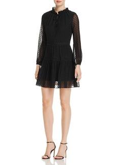 Aqua Swiss Dot Dress - 100% Exclusive