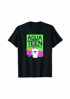 Aqua Teen Hunger Force Neon Aqua Teen T-Shirt