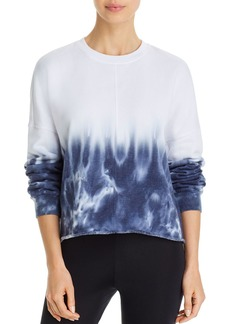 AQUA Athletic Tie-Dye Crewneck Sweatshirt - 100% Exclusive