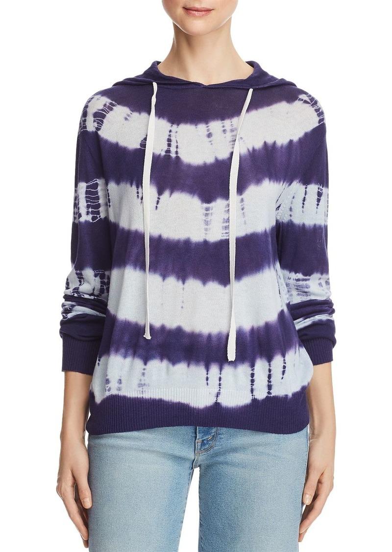 AQUA Tie-Dye Hooded Sweater - 100% Exclusive