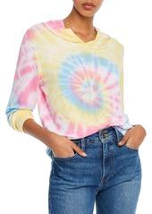 AQUA Tie-Dye Hooded Sweatshirt - 100% Exclusive