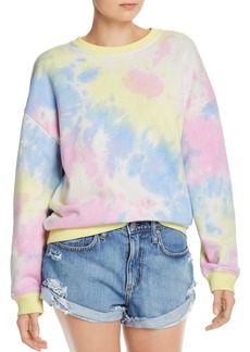 AQUA Tie-Dye Sweatshirt - 100% Exclusive