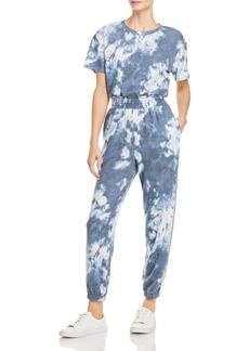 AQUA Tie Dyed Jumpsuit - 100% Exclusive