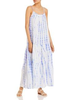 AQUA Tie Dyed Maxi Dress - 100% Exclusive