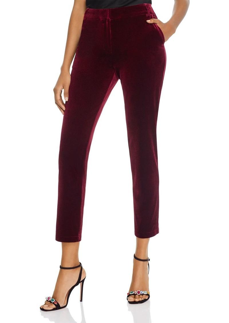 AQUA Velvet Skinny Pants - 100% Exclusive