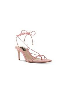 AQUA Women's Dirlene High-Heel Strappy Sandals - 100% Exclusive