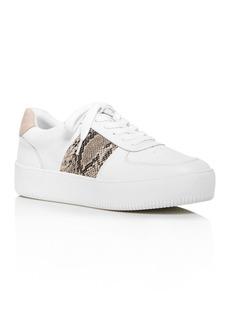 AQUA Women's Libby Platform Sneakers - 100% Exclusive