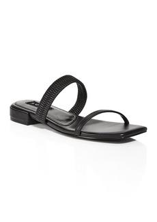 AQUA Women's Livi Slip On Sandals - 100% Exclusive
