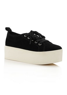 AQUA Women's Piper Platform Sneakers - 100% Exclusive