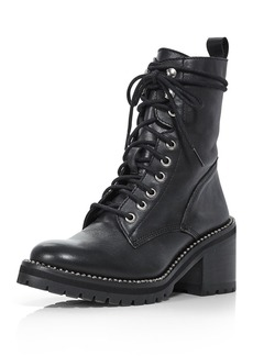 AQUA Women's Ray Lace Up Boots - 100% Exclusive