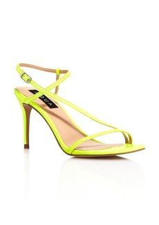 AQUA Women's Ron High-Heel Sandals - 100% Exclusive