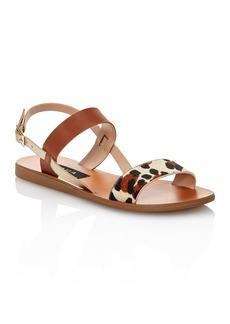 AQUA Women's Sam Strappy Sandals - 100% Exclusive