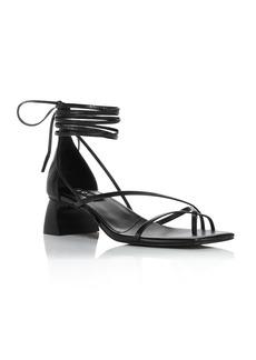 AQUA Women's Zizi Strappy Sandals - 100% Exclusive