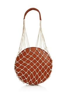 AQUA Woven Round Shoulder Bag - 100% Exclusive