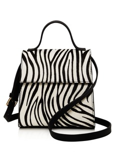 AQUA Zebra-Print Crossbody - 100% Exclusive