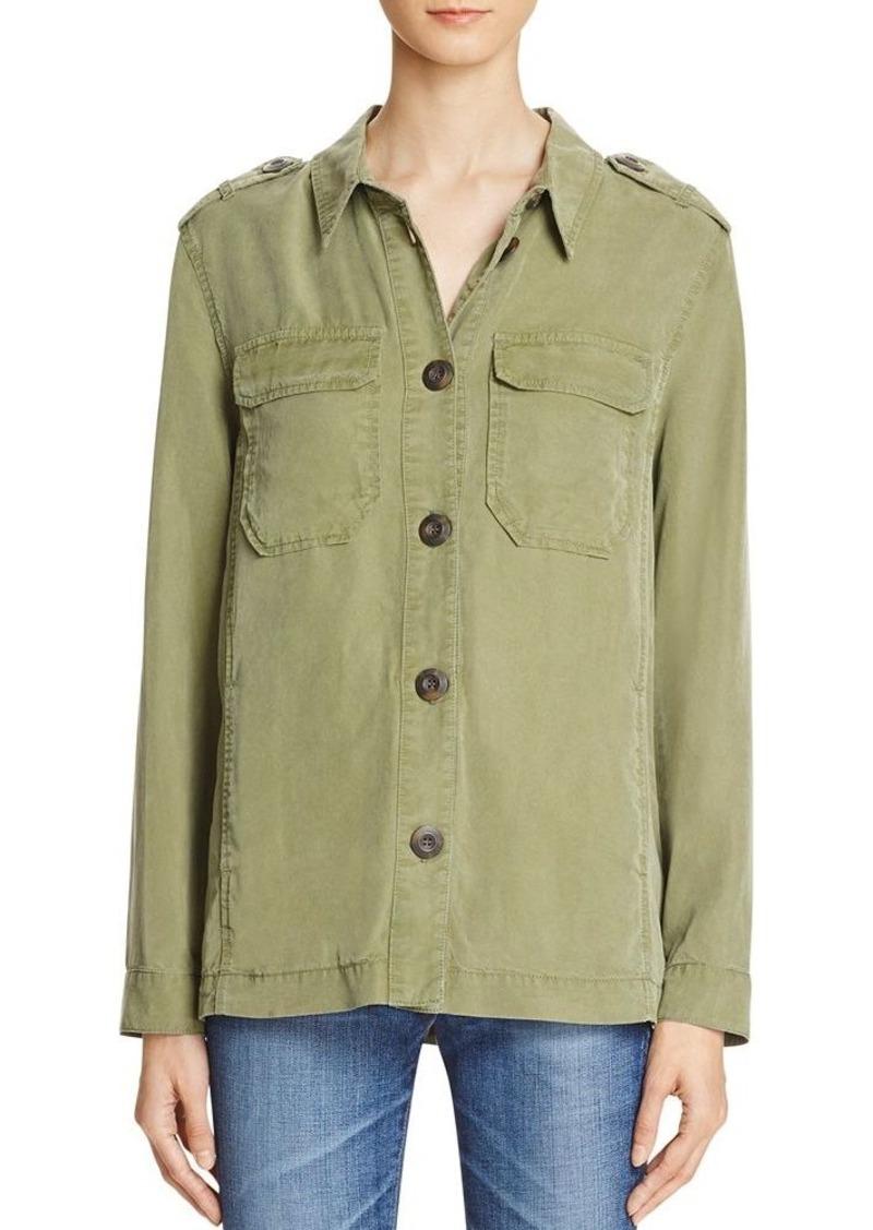 AQUA Zena Army Shirt