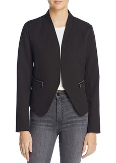 AQUA Zip Pocket Blazer - 100% Exclusive