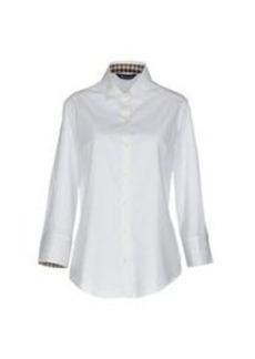AQUASCUTUM - Solid color shirts & blouses