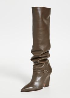 Aquazzura 95mm Venice Boots