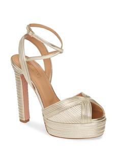 Aquazzura Caprice Platform Sandal (Women)