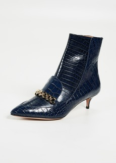 Aquazzura Editor 45mm Booties