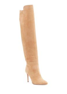 Aquazzura Gainsbourg Suede Knee Boots