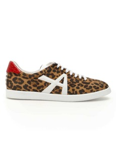 Aquazzura Jaguar Suede Sneakers