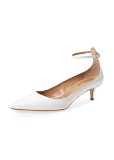 Aquazzura Kisha Ankle Strap Pump (Women)