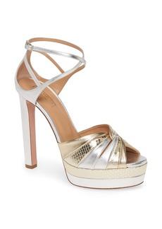 Aquazzura La Di Da Platform Sandal (Women)