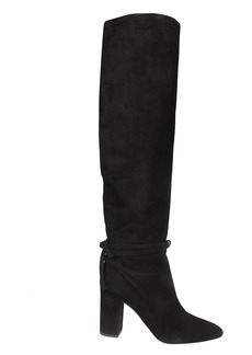 Aquazzura Laced Detail Over-the-knee Boots